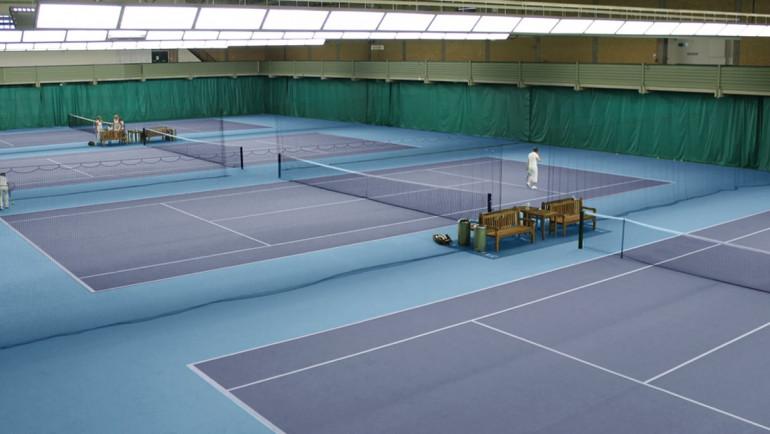 Indoor Courts Re-Opening