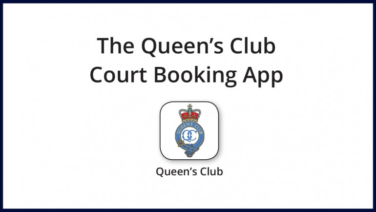 The Court Booking App