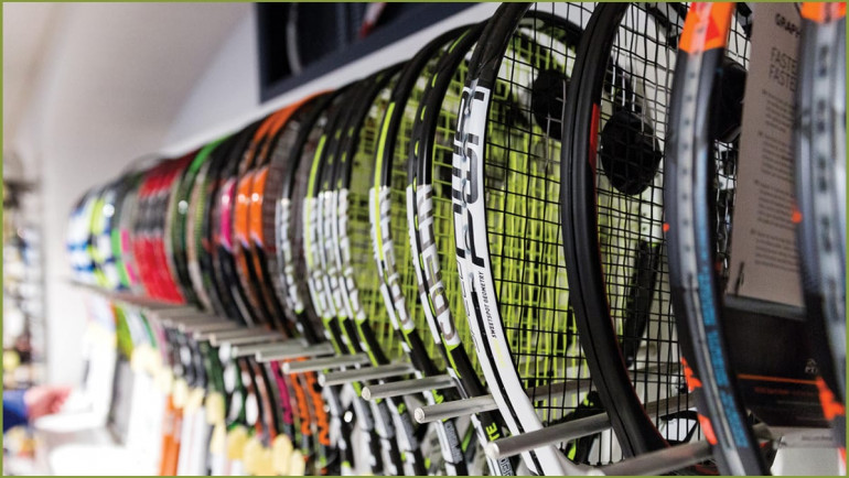 Try a Demo Racket today