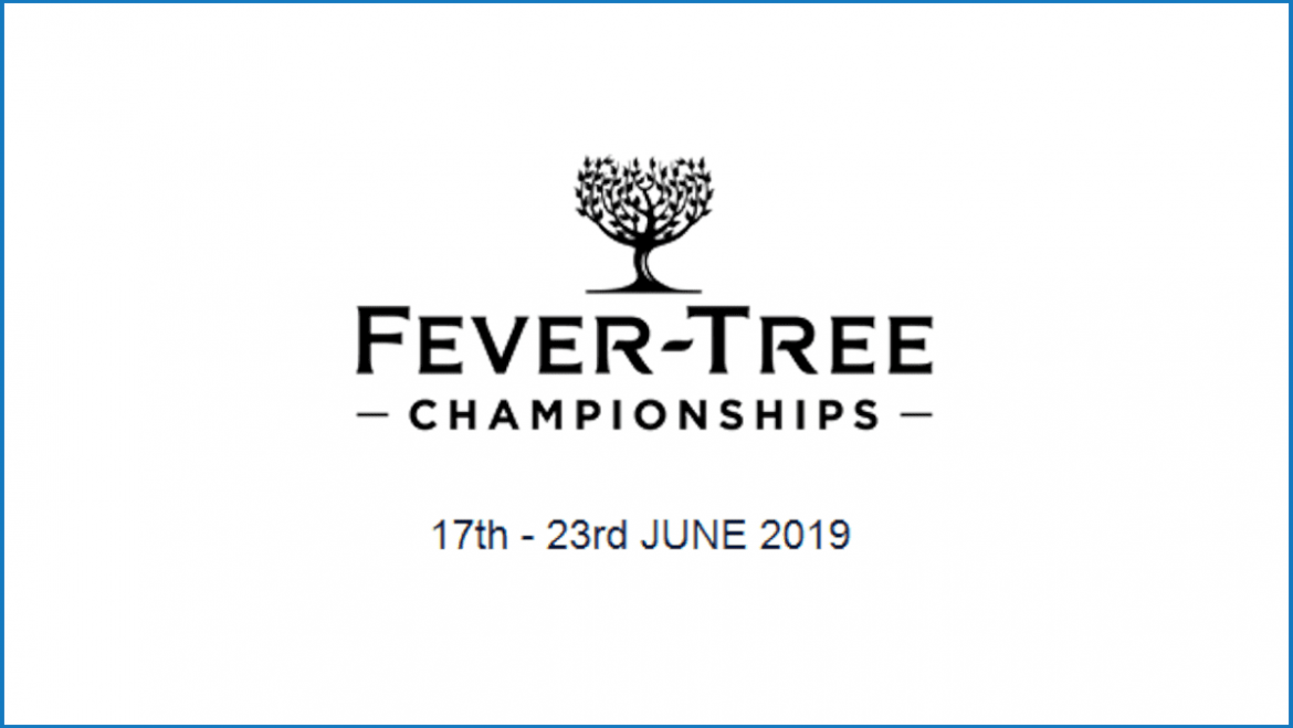 Fever-Tree 2019, Revised Start Time, Thursday 20 June