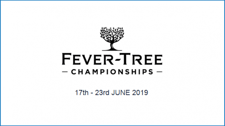 Fever-Tree 2019, Important Information: Parking
