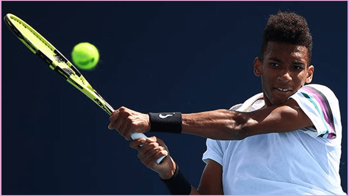a7ffd4febe Fever-Tree Championships – Auger-Aliassime