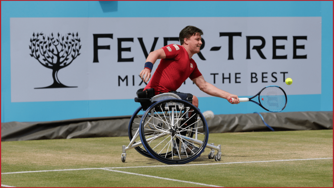 Fever-Tree Wheelchair Tennis Championships event to return as a ranking event