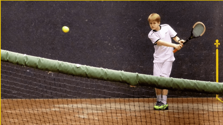 Junior Real Tennis French Open