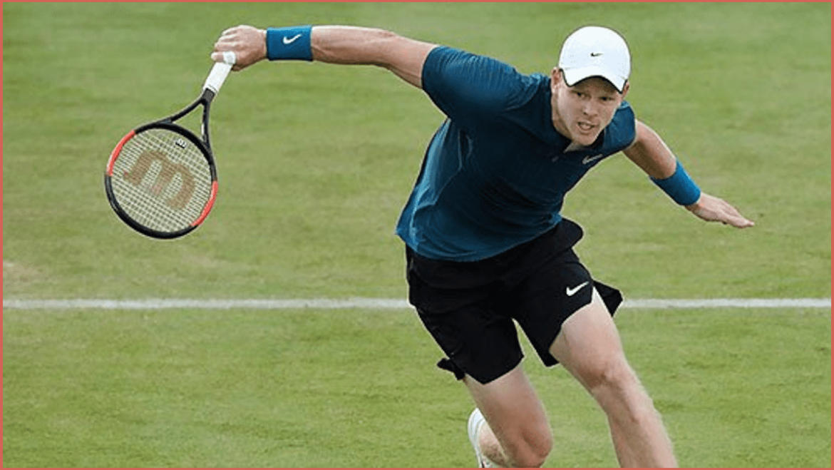 Edmund signs up for Fever-Tree Championships; door stays open for Murray