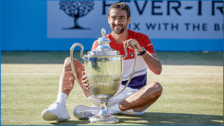 Fever-Tree 2019, Anderson, Del Potro Complete Entry List At The Queen's Club; Wild Card Reserved For Murray