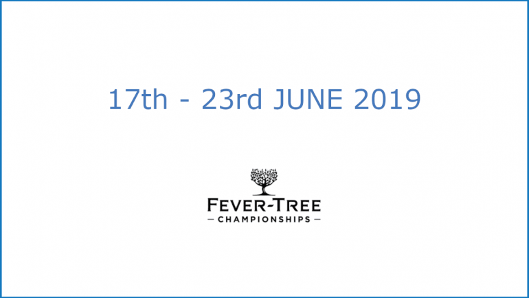 Fever-Tree 2019, Finals Day