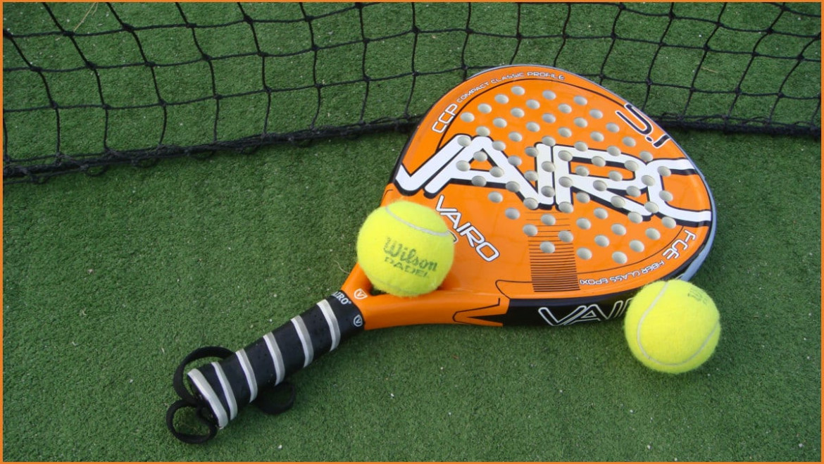 Padel Tennis at Bishops Park
