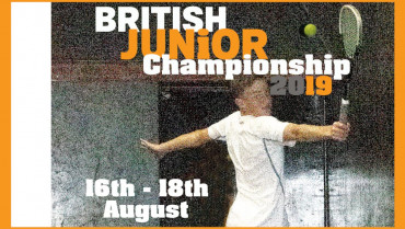 Junior British <br/>Open 2019<br/>
