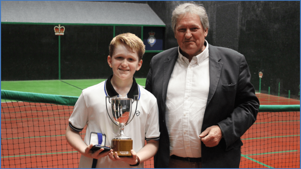 Junior Real Tennis Championships