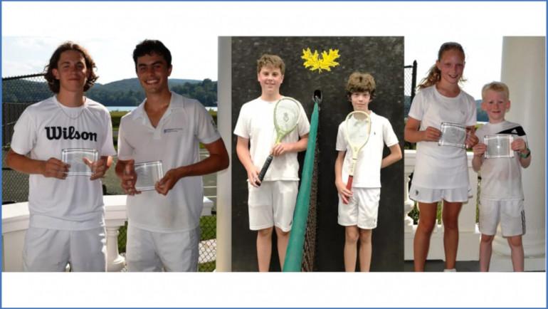 Junior Real Tennis US Open