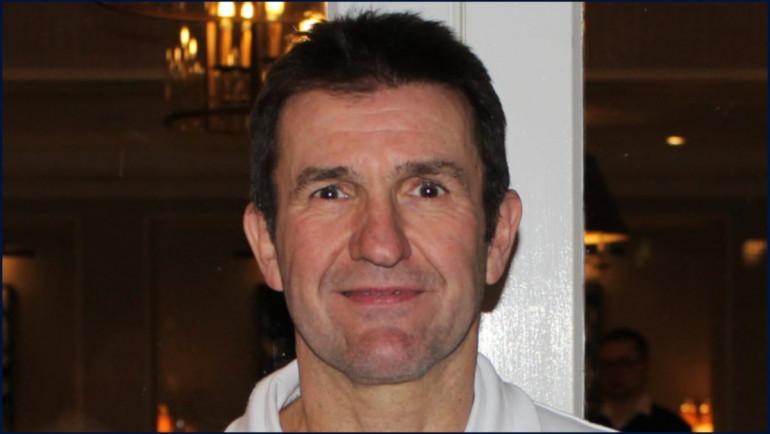 Darren Withey, New Squash Coach