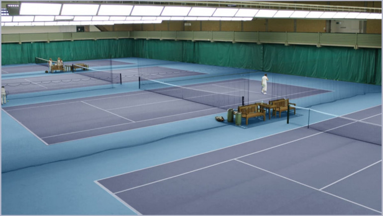Lawn Tennis Open Indoor Championships, Draws Released (Update)