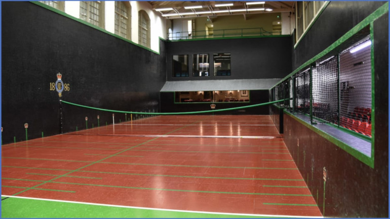 Real Tennis Autumn Tournaments, Draws Released