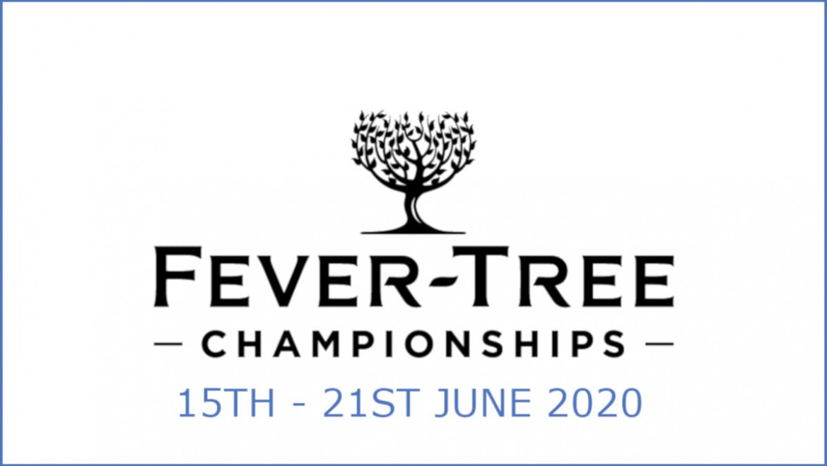 Clubhouse Dining Applications, Fever-Tree Championships 2020
