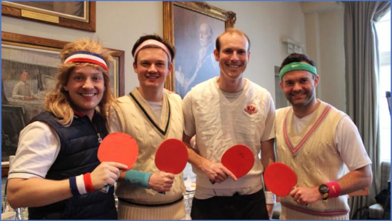 QCF Table Tennis Tournament