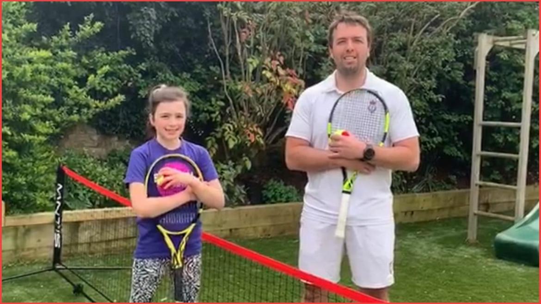 LTA's Tennis at Home Videos