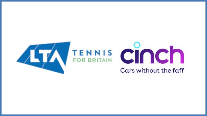 cinch to become new title sponsor of the LTA's Queen's Club Championships