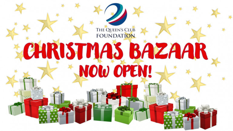 The Queen's Club Foundation's Christmas Shopping Bazaar