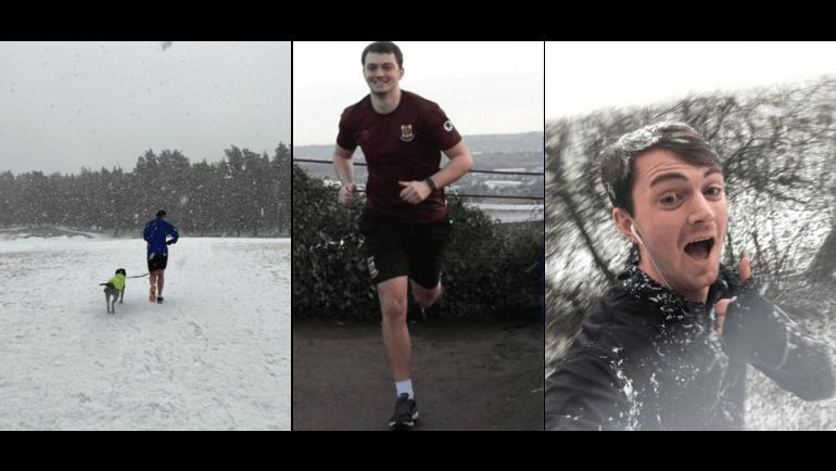 James Run 365 Challenge