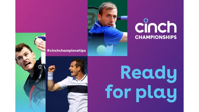 Big Names To Play LTA's cinch Championships At The Queen's Club